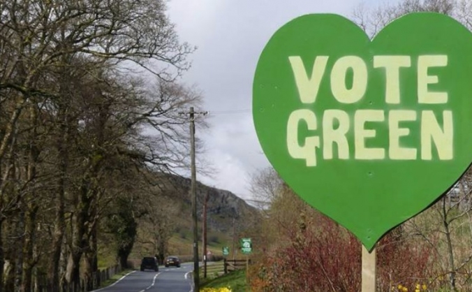 Montgomeryshire Green Party General Election Fund