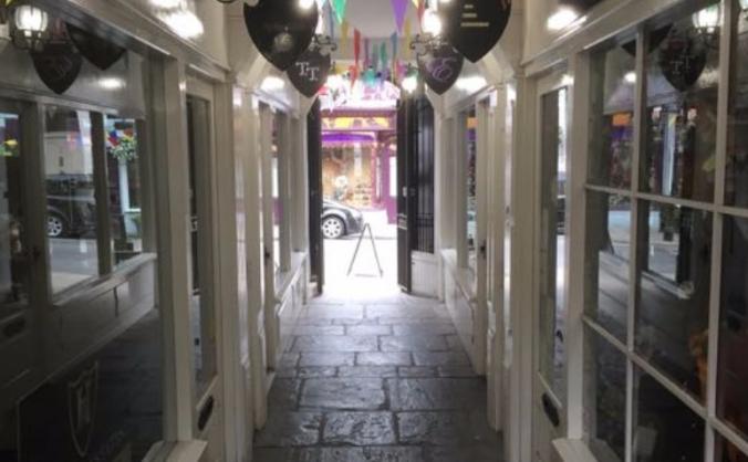 Glastonbury Shop Fund