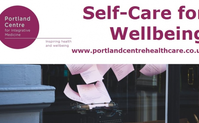 Self-Care for Wellbeing
