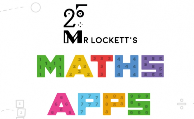 Algebra App for KS2/3 (space themed)
