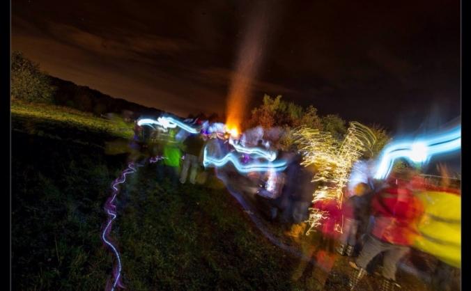 Newstead Community  Bonfire - Fireworks Fund