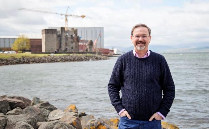Re-elect Ronnie Cowan GE 2017