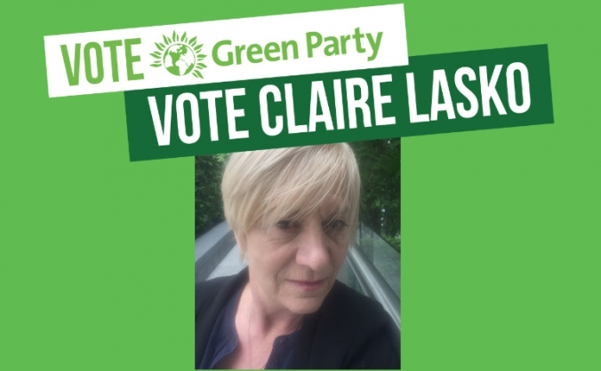 Help Claire Lasko become Green MP  for Witney
