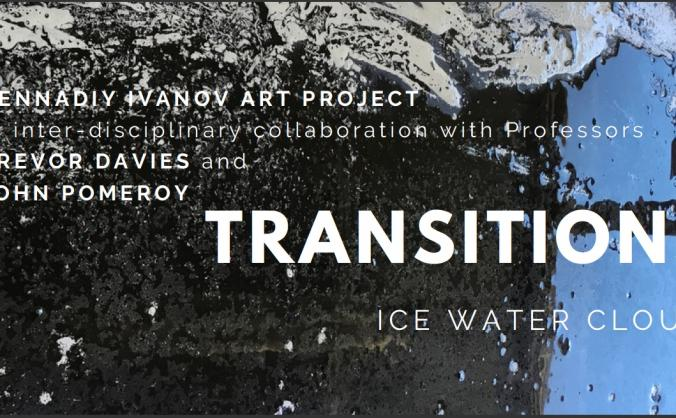 TRANSITIONS: Ice-Water-Cloud