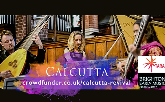 'Calcutta': help Baroque & Indian music meet again