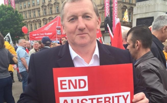 Alex Rowley MSP for Deputy Leader