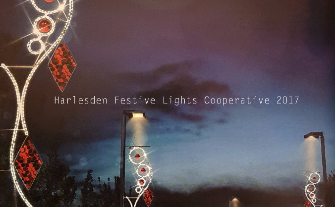 Harlesden  Festive Illuminations 2017