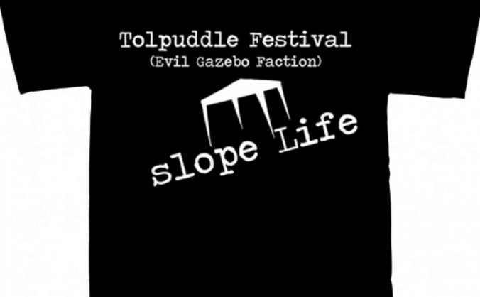 Slope Life T Shirt