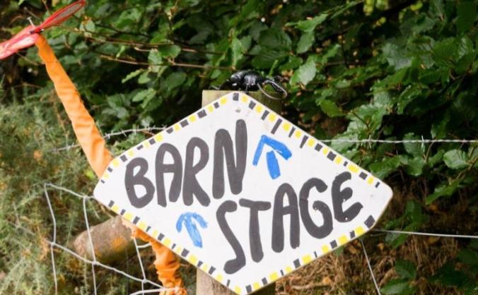 LangaLand Barn Stage