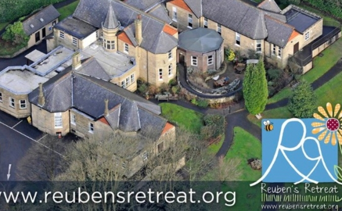 Reuben's Retreat Refurbish Woods hospital