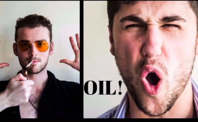 'Oil!' Edinburgh Fringe Fundraiser