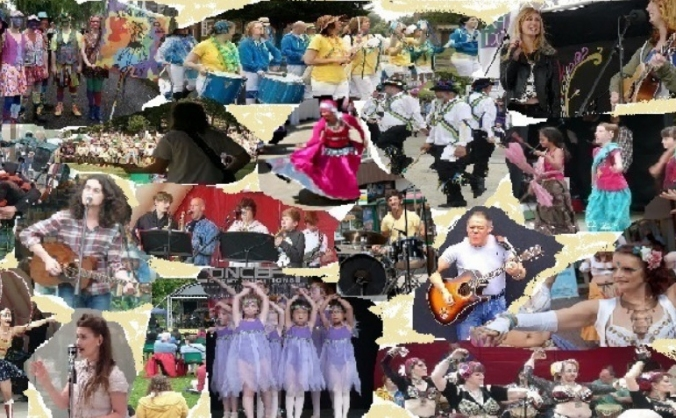 Letchworth Festival: Proms in the Park