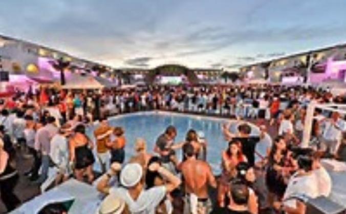 Ibiza Fundraiser