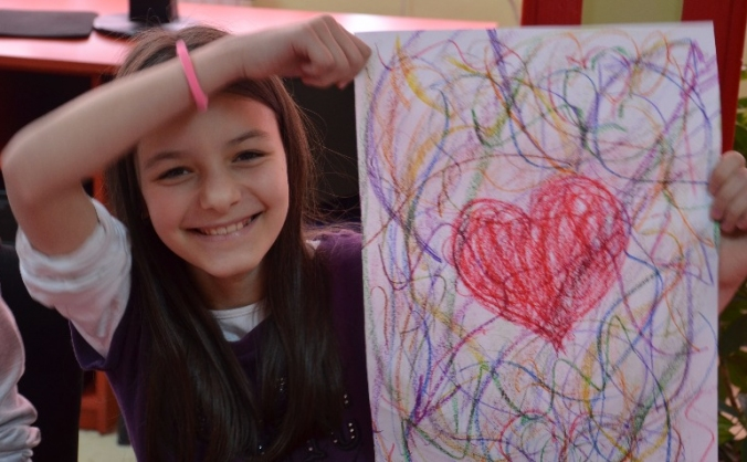 Support Music and Art Therapy in Srebrenica