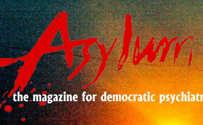 Asylum Democratic Psychiatry Magazine conference
