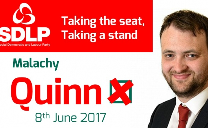 SDLP Mid-Ulster Westminster 2017