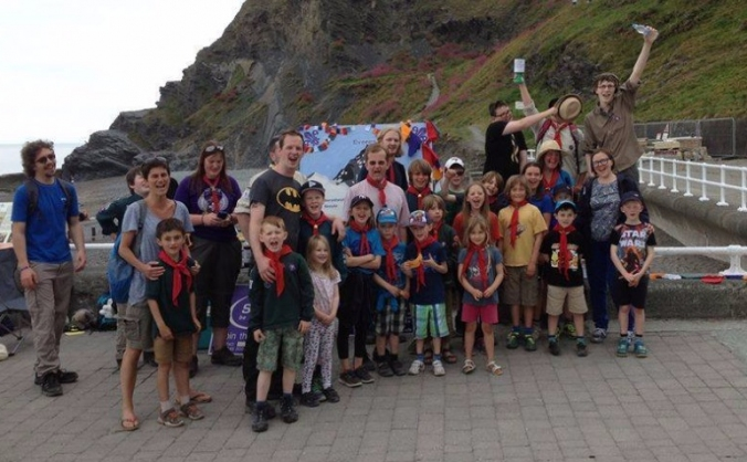 3rd Aberystwyth Scouts Promathon