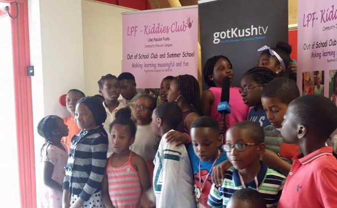 LPF Kiddies Club Back to School Backpack Project