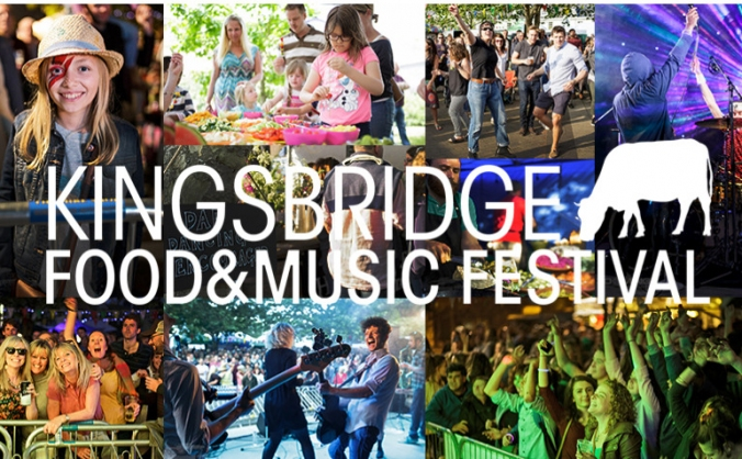 Kingsbridge Food and Music Festival