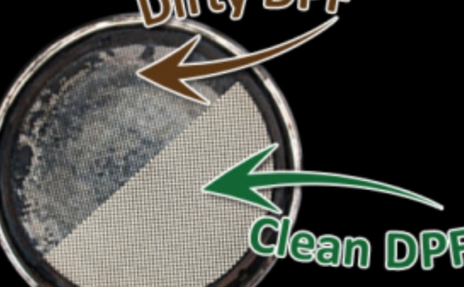 Cleaning DPF filters and Fuel Systems.