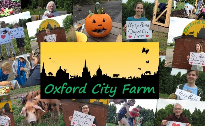 Help Build Oxford City Farm
