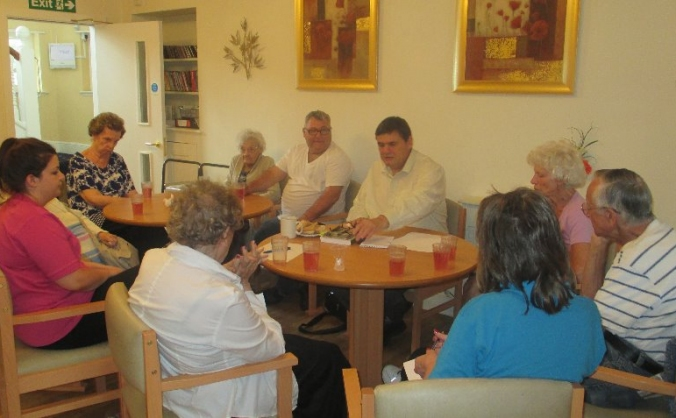 Therapeutic Poetry Workshops for Senior Citizens