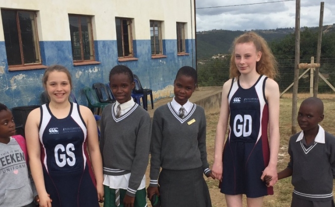 Emily's Chiltern Challenge for Ncemaneni School
