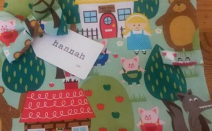 Hannah's Red Book Covers Start Up Fund