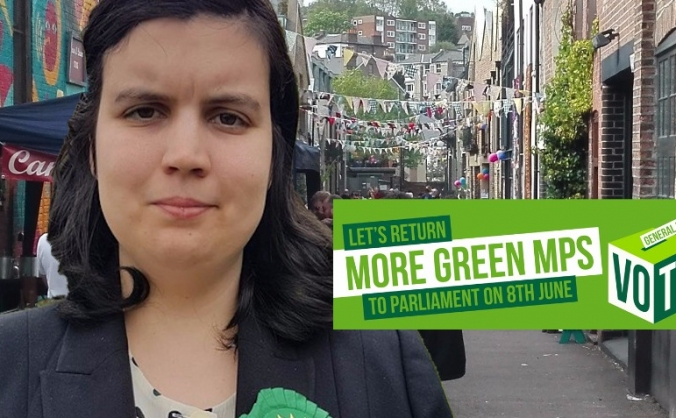 A Green MP for Lewisham West & Penge
