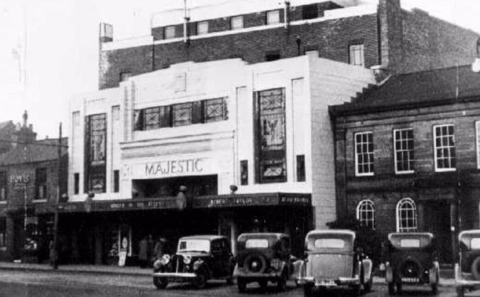 The Majestic Theatre Access Fund