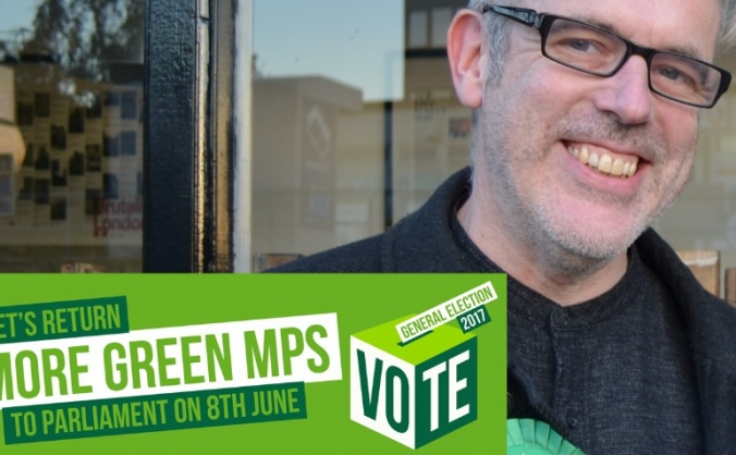 A Green voice for Lewisham Deptford