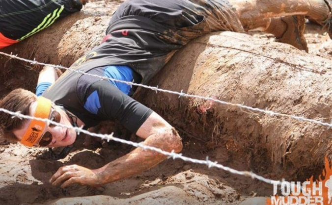 Tough Mudder Run
