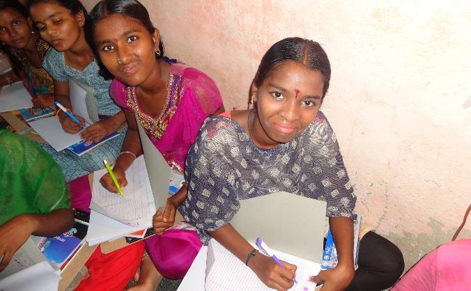 Bridge School for Mainstreaming of Poor Girls
