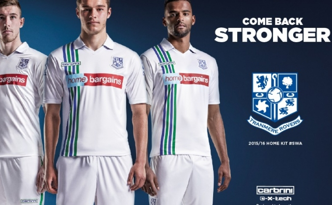 Cowsheds Tranmere player sponsorship