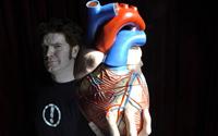 Richard Tyrone Jones Has a Big Heart - Edinburgh & tour 2012