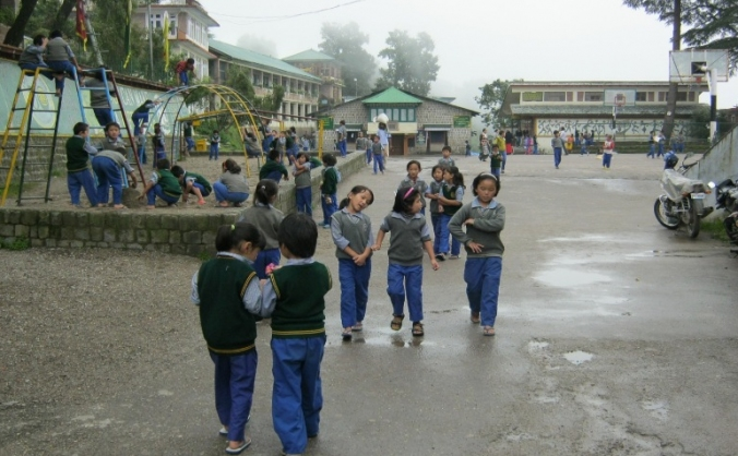 Tibetan children's village project