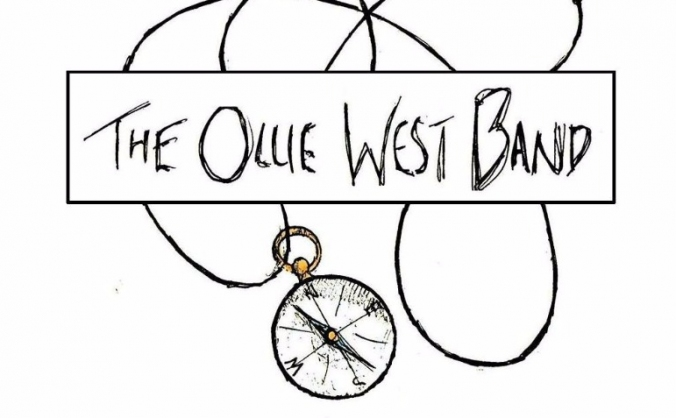 The Ollie West Band - Debut EP