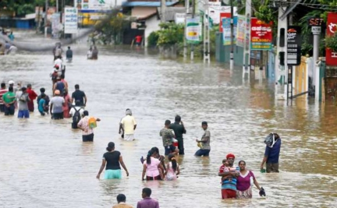 Sri Lanka Floods Appeal