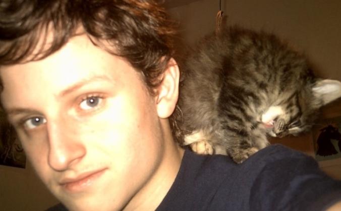 Daniels cat dream