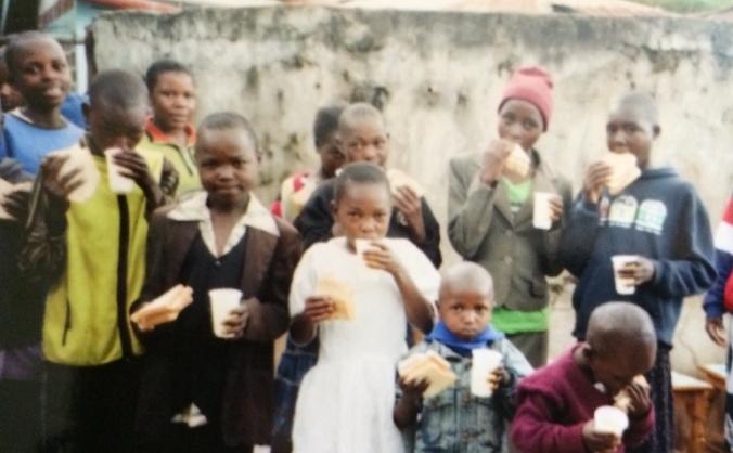 Sponsored walk for Kenyan orphans