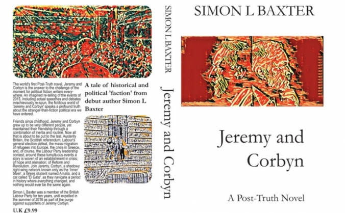 Jeremy and Corbyn - Help launch the print edition!