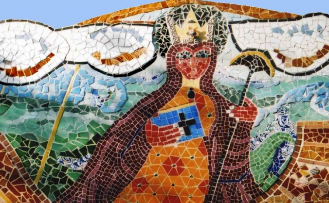 The Queensferry Mosaic Mural