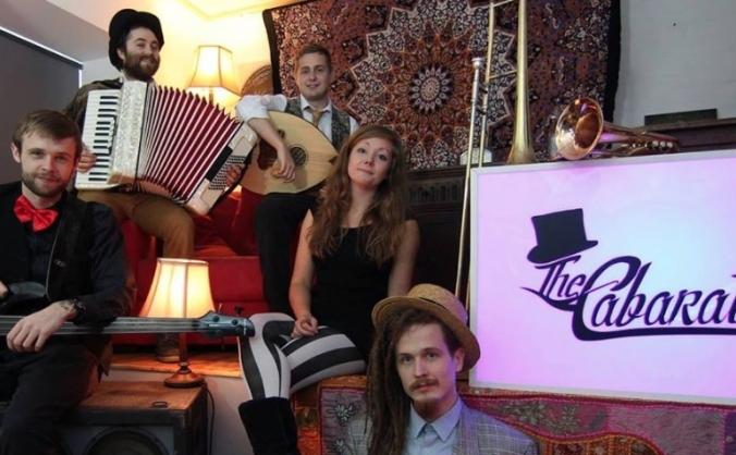 The Cabarats Debut Album Fundraiser