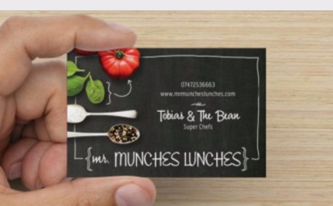 Mr. Munches Lunches