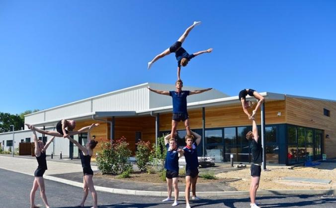Spelthorne Gymnastics Strength Building Campaign