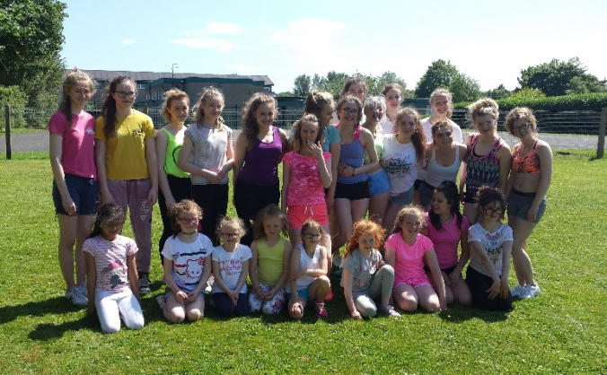 funding for equipment for cheerleading club