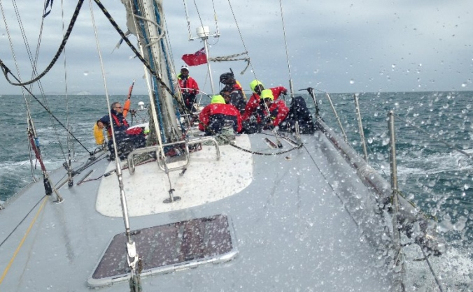 Scaramouche - GCA Sailing
