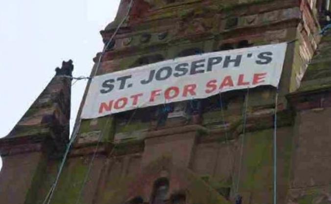 St Joseph's Church Sailortown