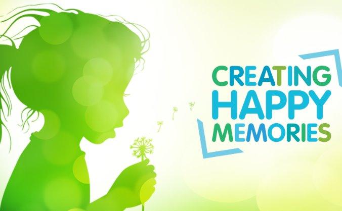 Creating Happy Memories
