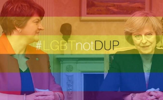 LGBT vs DUP